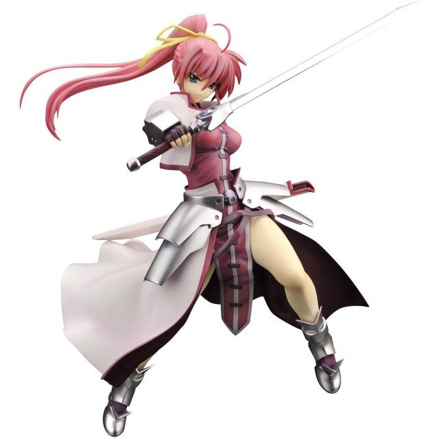 Magical Girl Lyrical Nanoha StrikerS 1/7 Scale Pre-Painted PVC Figure: Signum