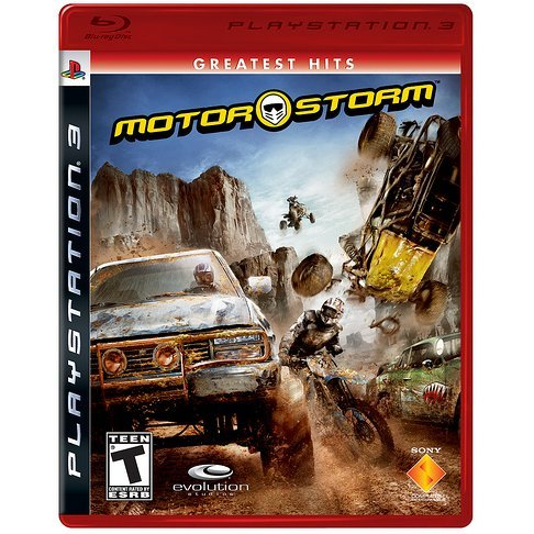 MotorStorm (Greatest Hits)