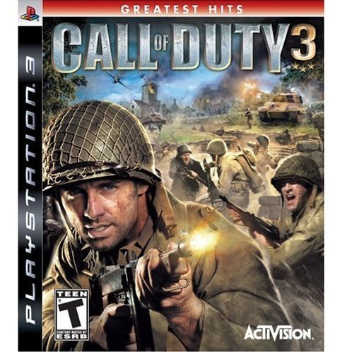 Call of Duty 3 (Greatest Hits)