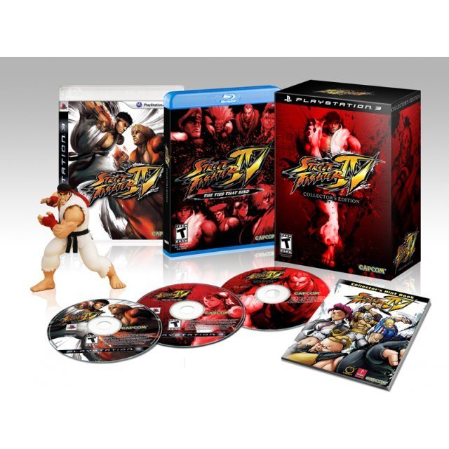 Street Fighter IV [Collector's Editon]
