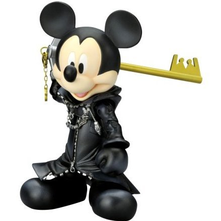 Kingdom Hearts Play Arts Non Scale Pre-Painted Figure: Mickey