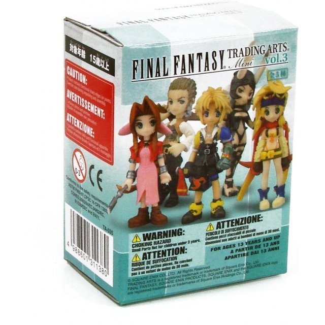 Final Fantasy Miniature Trading Figures Vol. 3