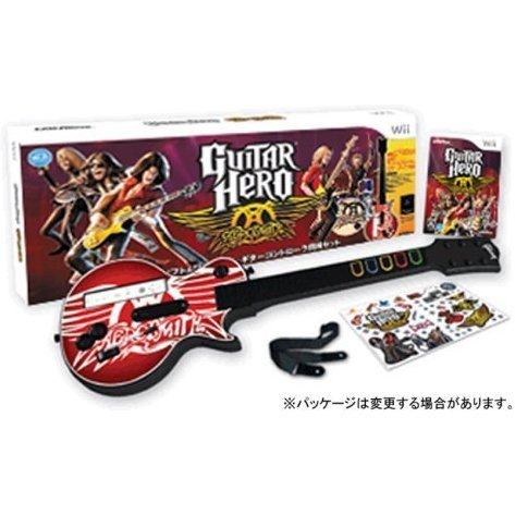 Guitar Hero: Aerosmith Bundle