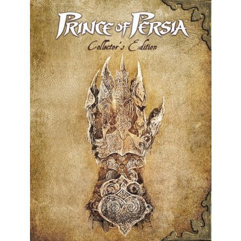 Prince of Persia Collector's Edition: Prima Official Game Guide