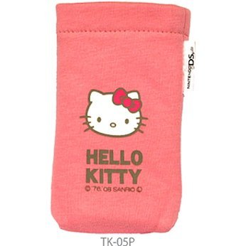 Hello Kitty Pocket Pouch (Pink)