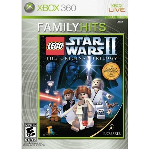 Lego Star Wars II: The Original Trilogy (Family Hits)