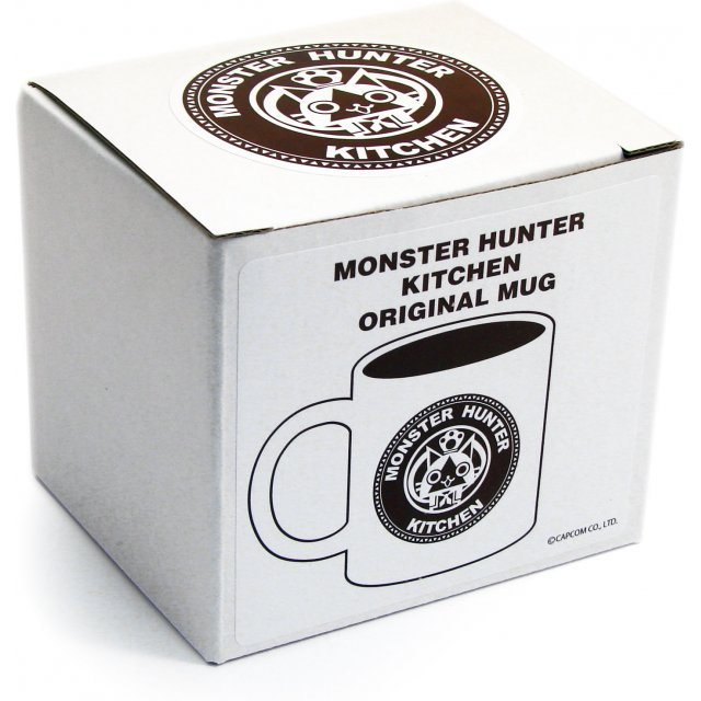 Monster Hunter Mug