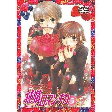 Junjo Romantica Vol.5
