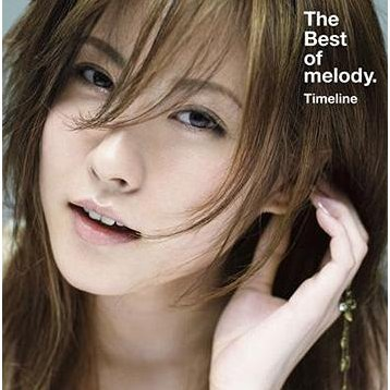 The Best Of Melody - Timeline [CD+DVD Limited Edition]