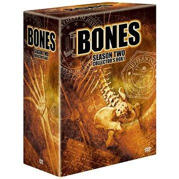 Bones Season 2 DVD Collector's Box 1 - Plus Live Free Or Die Hard [Limited Edition]