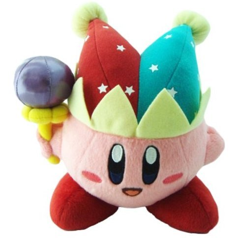Kirby Adventure Kirby Plush Doll: Miller Kirby