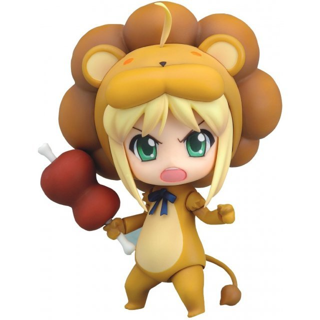 Nendoroid No. 050 Fate/Tiger Coliseum: Saber Lion (Re-Run)