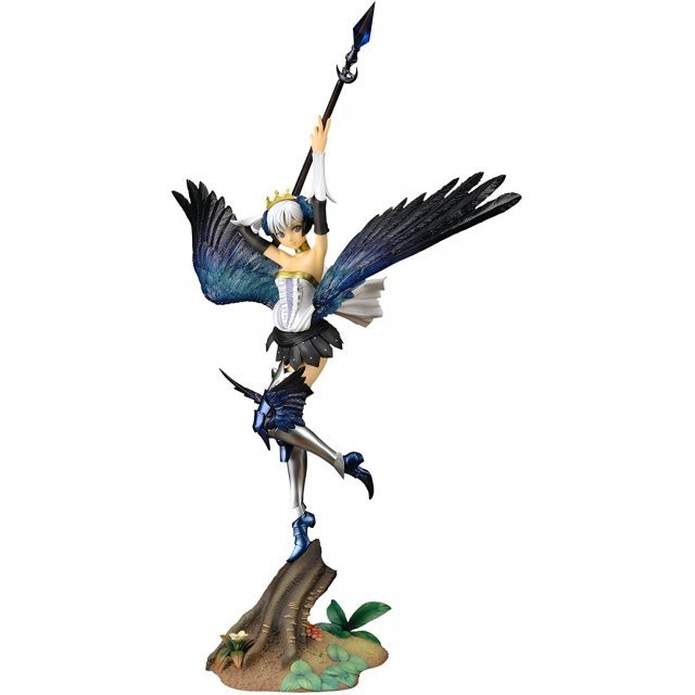 Odin Sphere 1/8 Scale Pre-Painted PVC Figure: Gwendolyn