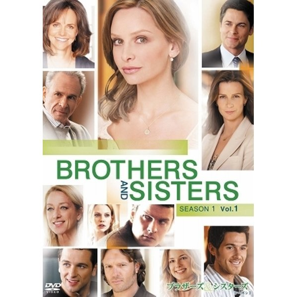 Brothers And Sisters Season 1 Vol.1