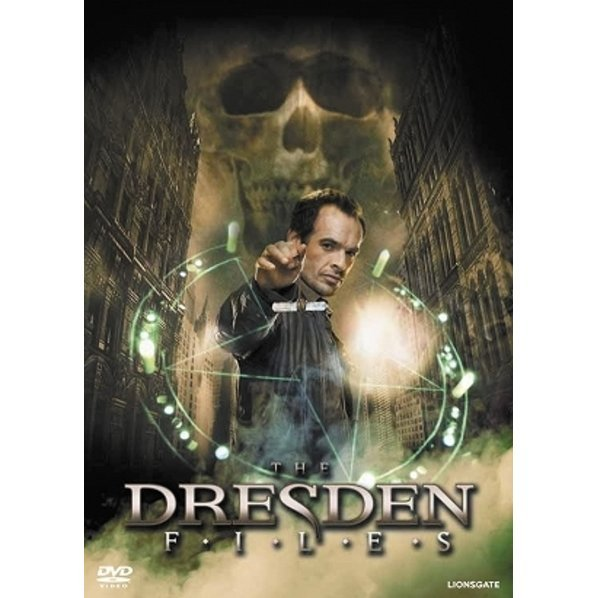 The Dresden Files DVD Box 2