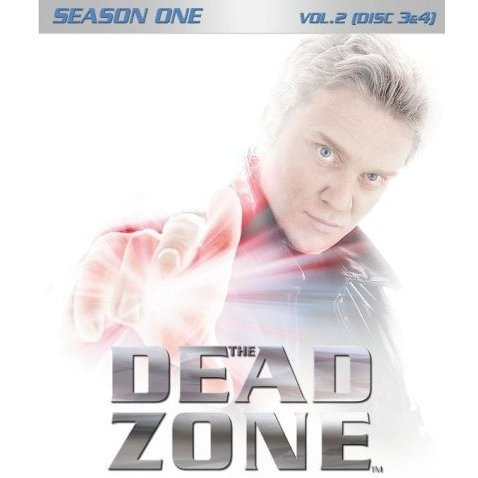 Dead Zone Season 1 Vol.2 Petit Slim