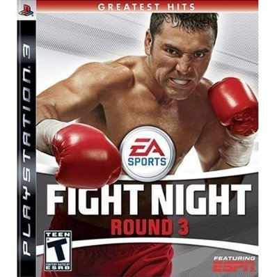 fight night play