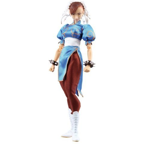 Real Action Heroes No. 425 Pre-Painted PVC Action Figure: Chun-Li