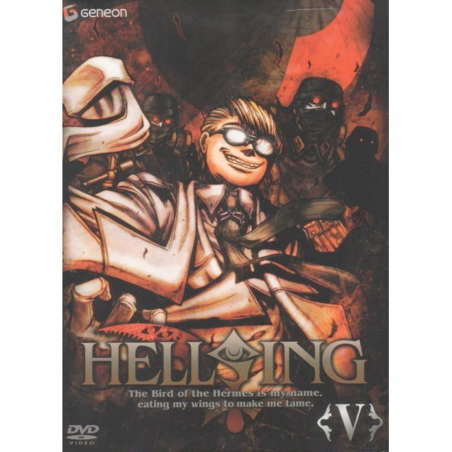 Hellsing V [Limited Edition]
