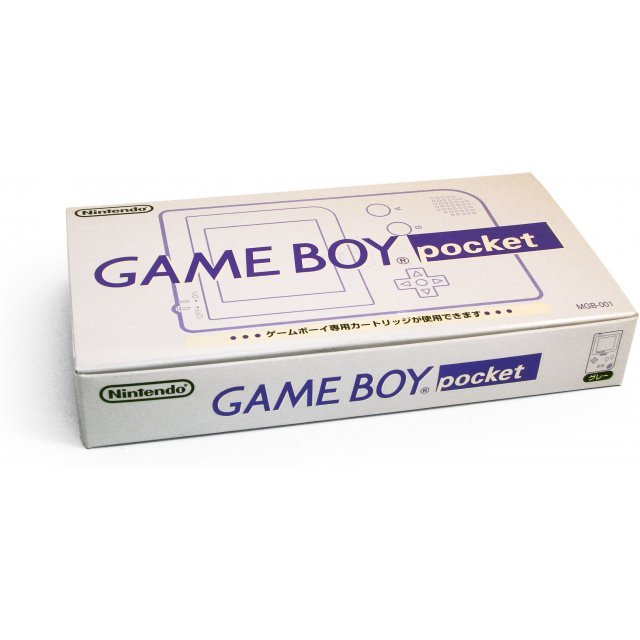 Game Boy Pocket Console - gray