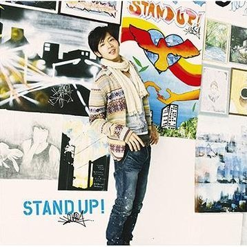 Stand Up [CD+DVD Limited Edition]