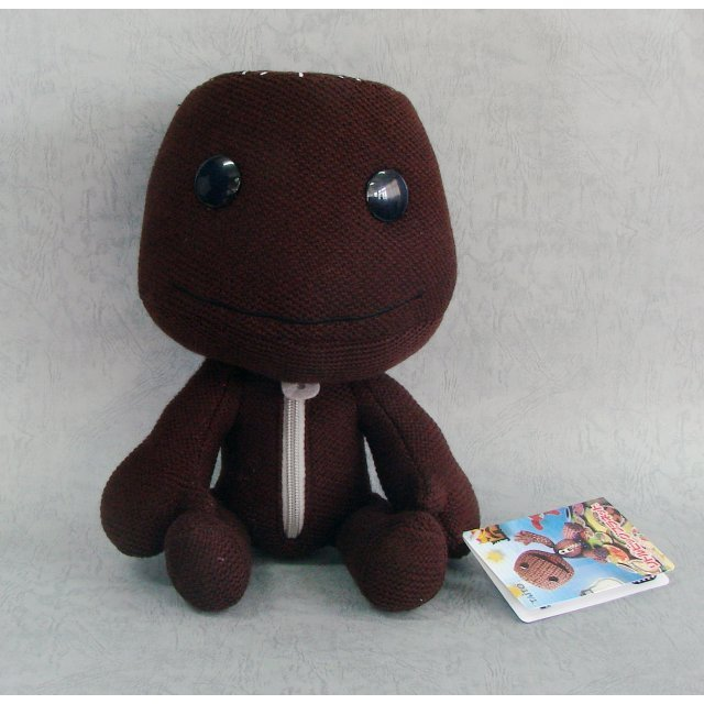 LittleBigPlanet Knit Plush Doll: Sackboy (Normal Version)