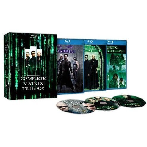Complete Matrix Trilogy [Limited Edition]