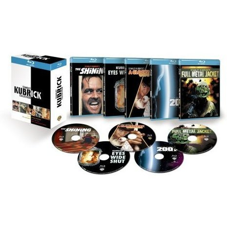 Stanley Kubrick Collection [Limited Edition]