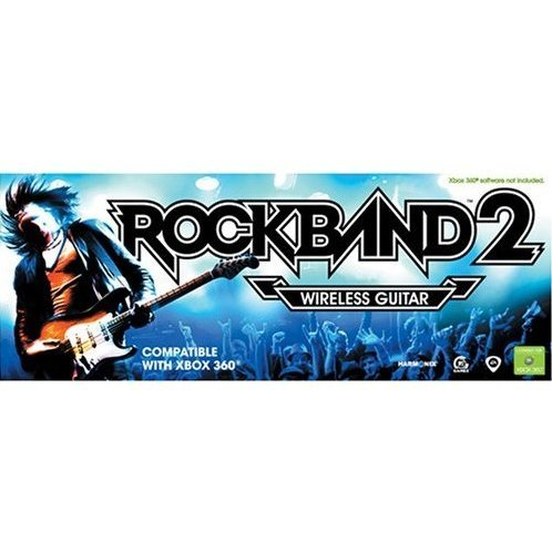 Rock Band 2 Wireless Guitar