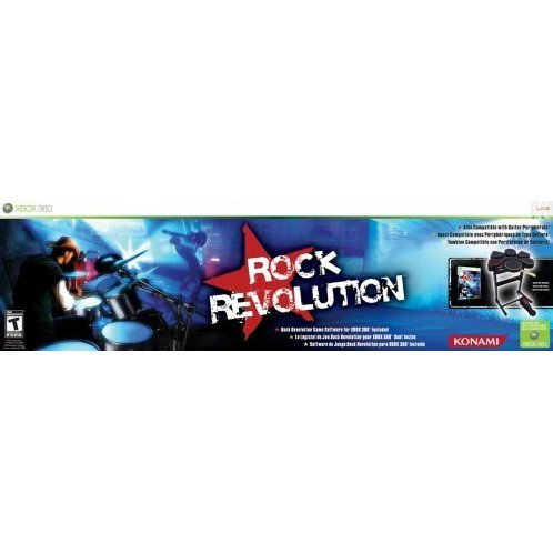 Rock Revolution (With Drumkit)