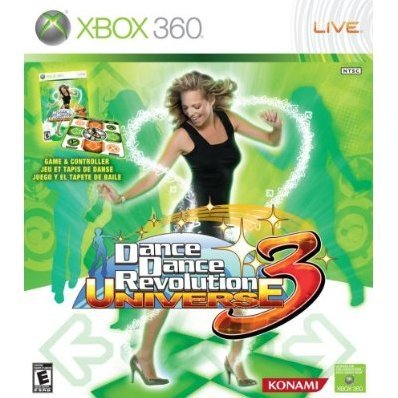 Dance Dance Revolution Universe 3 Bundle (w/ Dance Mat)