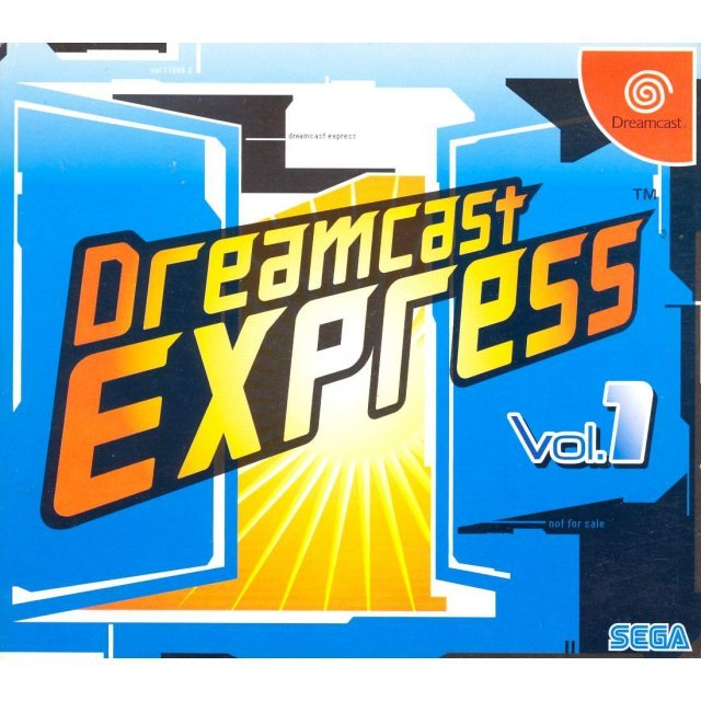 Dreamcast Express Vol.1