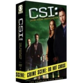 CSI: MIAMI The Complete Season 5 [8-Discs Boxset]