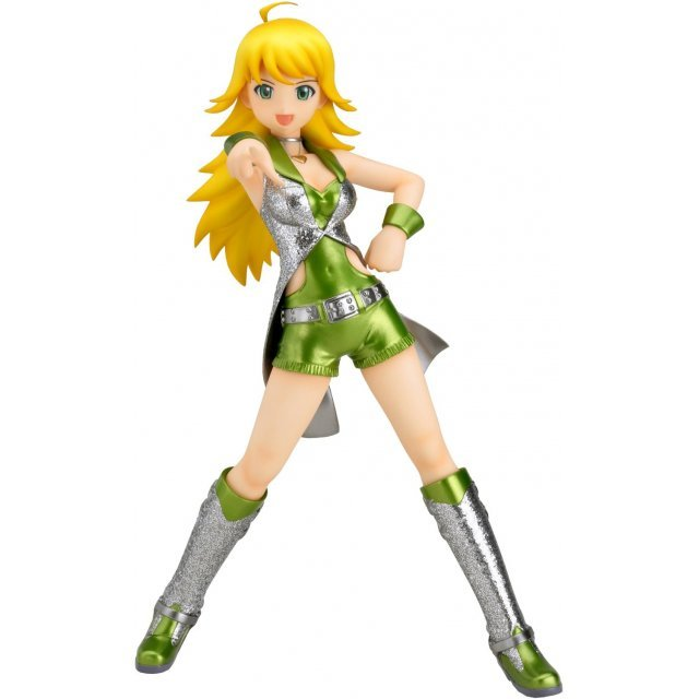 The Idolmaster 1/8 Scale Pre-Painted PVC Figure: Miki Hoshii Rising Star Version