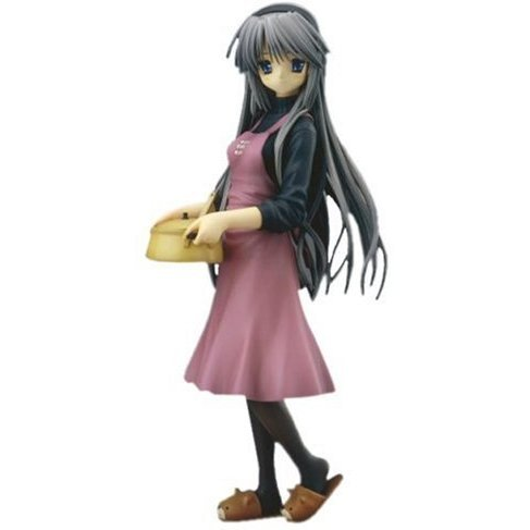 Clannad 1/8 Scale Pre-Painted PVC Figure: Sakagami Tomoyo (Re-run)