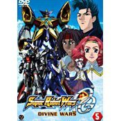 Super Robot Wars: OG - Divine Wars Vol. 5