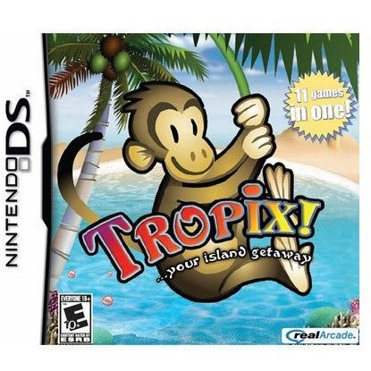 Tropix...Your Island Getaway DS