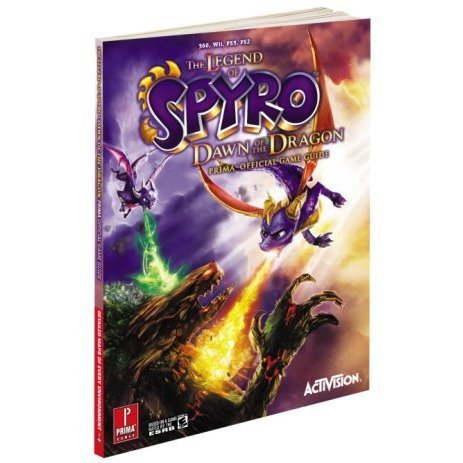 The Legend of Spyro: Dawn of the Dragon: Prima Official Game Guide