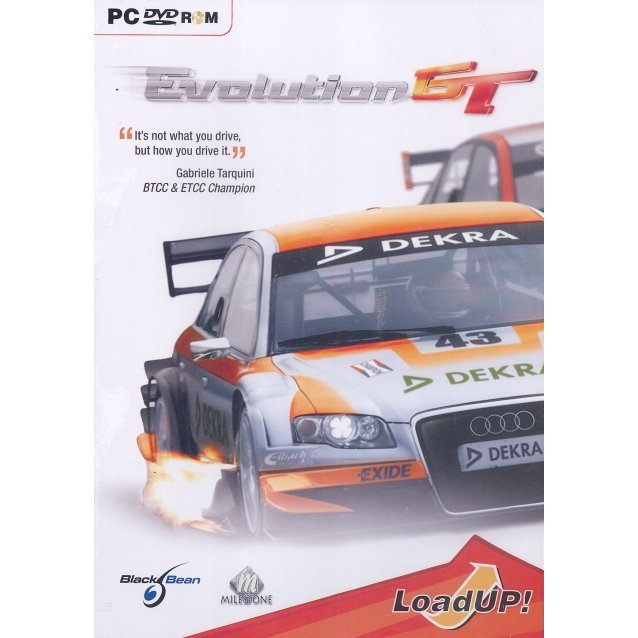Evolution GT (DVD-ROM)