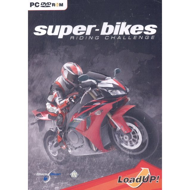 Super-bikes: Riding Challenge (DVD-ROM)