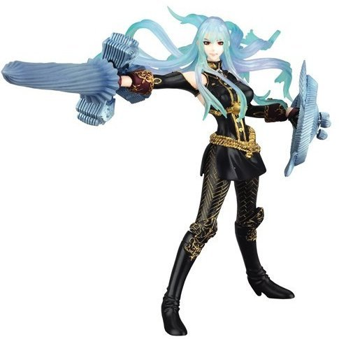 Valkyria Chronicles SRSP Non Scale Pre-Painted PVC Figure: Selvaria Bles