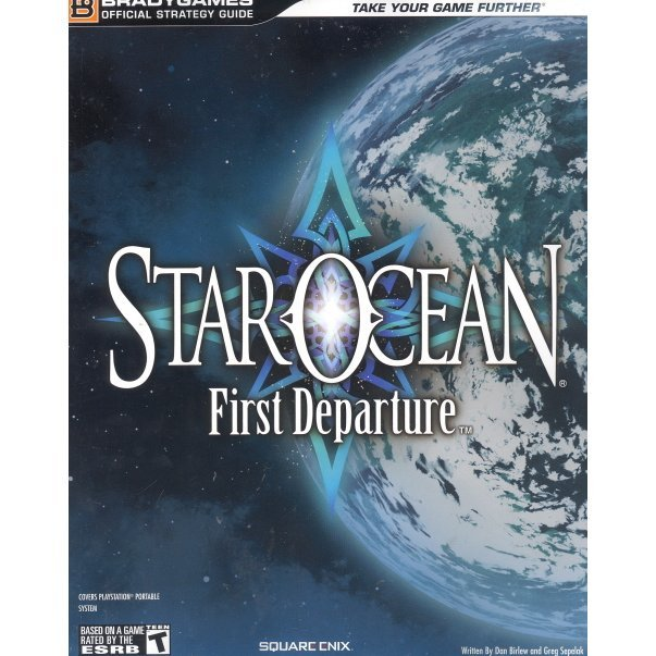 Star Ocean: The First Departure Official Strategy Guide