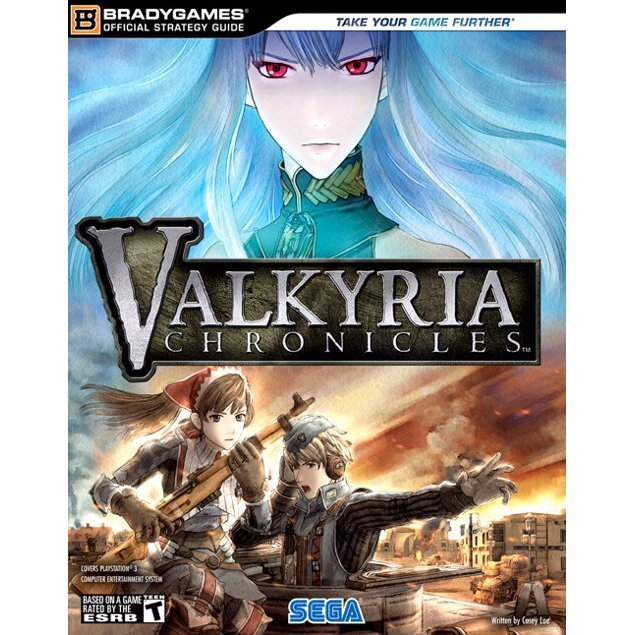 Valkyria Chronicles Official Strategy Guide