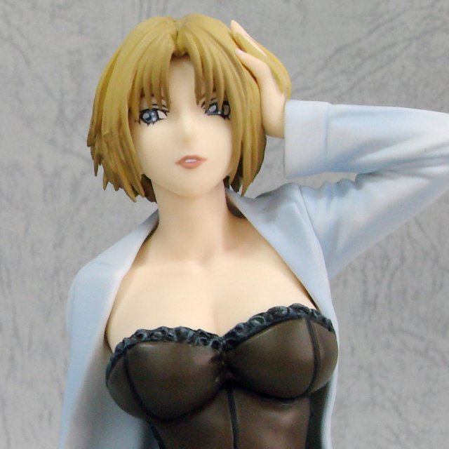 Bible Black 1/8 Scale Pre-Painted PVC Figure: Kitami Reika