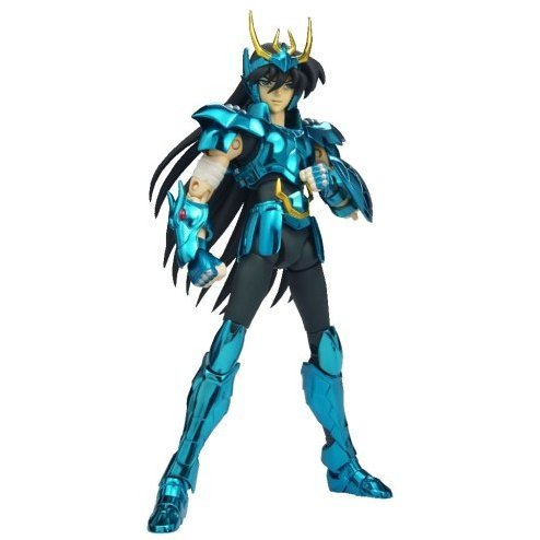 Saint Seiya The Hades Non Scale Pre-Painted Action Figure: Dragon Shiryu