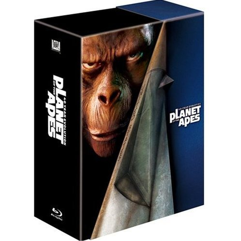 Planet of the Apes Blu-ray Complete Box [Limited Edition]