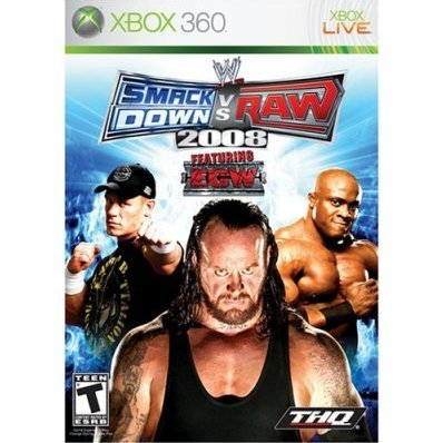 WWE Smackdown Vs. RAW 2008 (Platinum Hits)