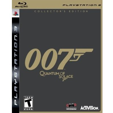 James Bond: Quantum of Solace [Collector's Edition]