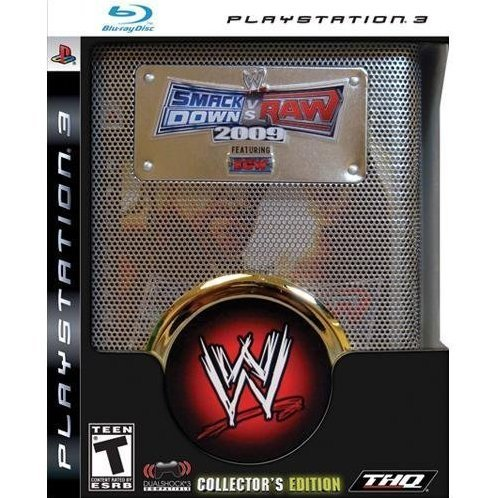 WWE Smackdown vs Raw 2009 [Collector's Edition]
