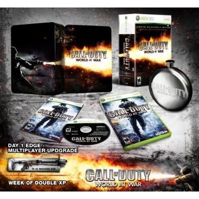 Call of Duty: World at War [Collector's Edition]